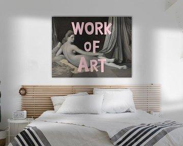 a Work of Art sur Marja van den Hurk