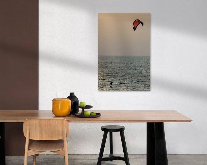 Impression: Le surfeur sur Anjo ten Kate