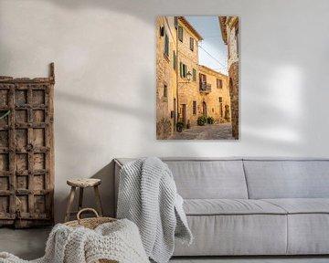 Stille Straße   Toskana Italien   Reisefotografie von Mariska Scholtens