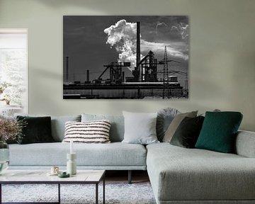 Industrie Duisburg von Cindy Schipper