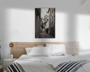 Montmartre Paris von Vincent van Kooten