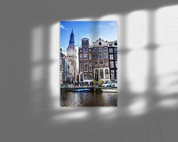Zuiderkerk Amsterdam Winter von Hendrik-Jan Kornelis