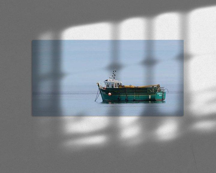 Beispiel: Fischerboot von Peter Morgenroth