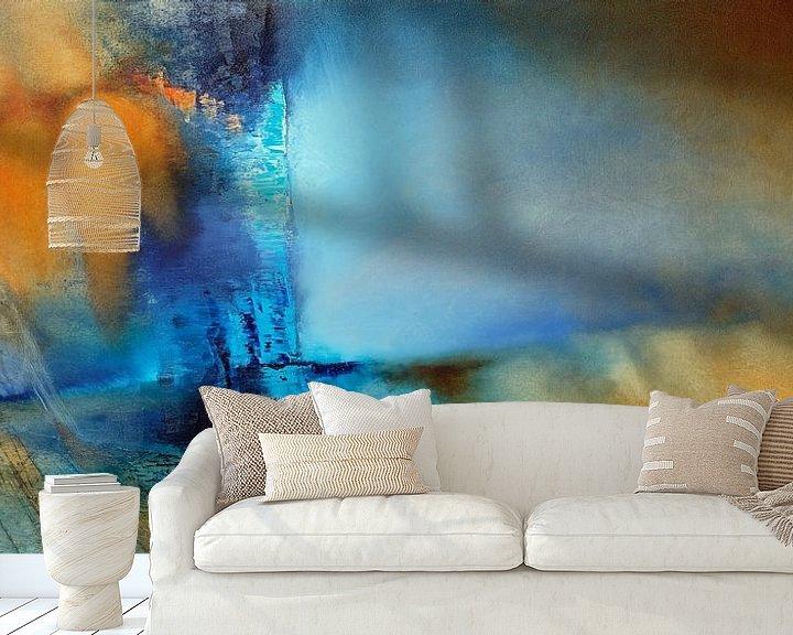 Sfeerimpressie behang: Zolang er sintels zijn van Annette Schmucker
