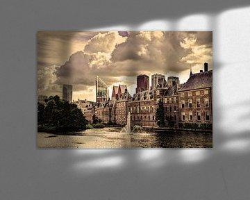 Binnenhof von Den Haag Niederlande von Hendrik-Jan Kornelis