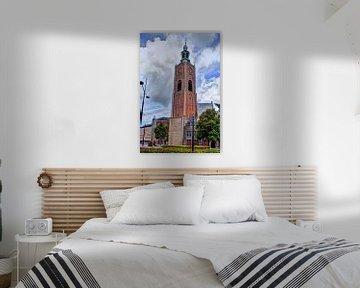Centre ville de La Haye Pays-Bas sur Hendrik-Jan Kornelis