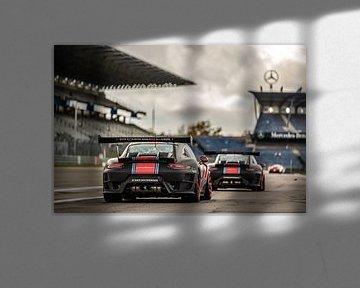 Porsche GT2 RS Clubsport von Bas Fransen