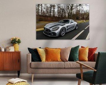 Mercedes-AMG GT R Pro sur Bas Fransen