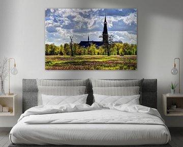 Amsterdams Bos Amsterdam Niederlande von Hendrik-Jan Kornelis