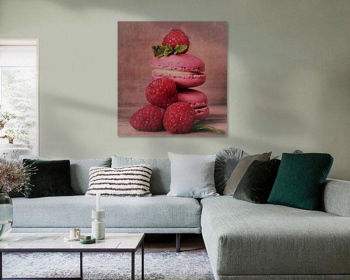 Sfeerimpressie: Delicious macarons van Rudy en Gisela Schlechter