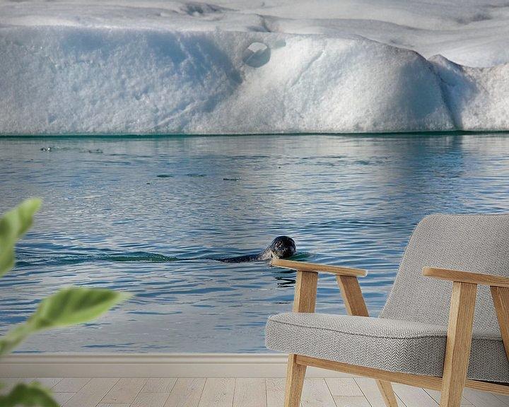 Impression: Phoque en Islande sur Barbara Brolsma