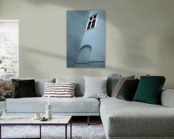 Weiße Fenster, Gilbert Claes von 1x