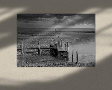 Wattenmeer von Jose Lok