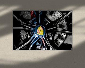 Porsche Rad von Truckpowerr