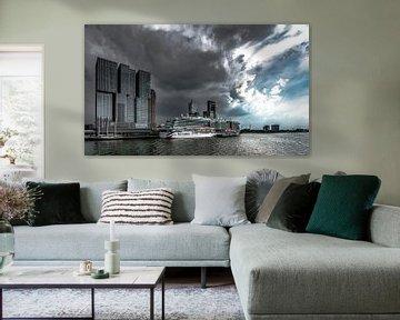 Rotterdam (Kop van Zuid) sur TPJ Verhoeven Photography