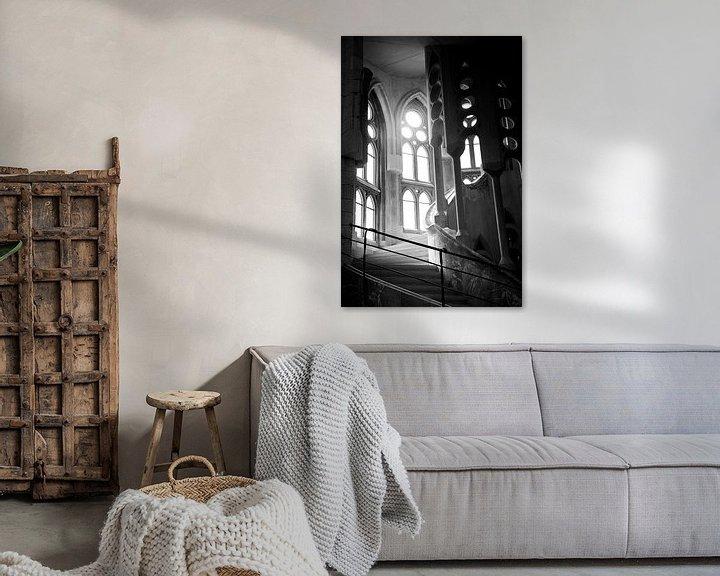 Sfeerimpressie: Sagrada Familia van Renée Egbring
