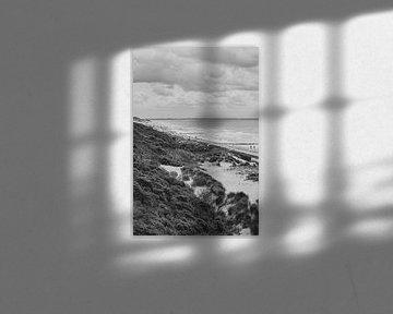 Meerblick von Sanne van Pinxten