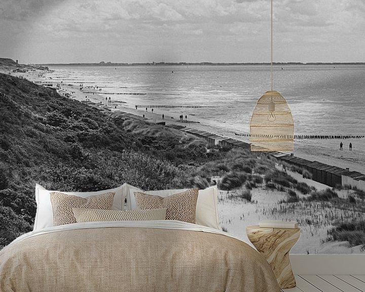Beispiel fototapete: Meerblick von Sanne van Pinxten