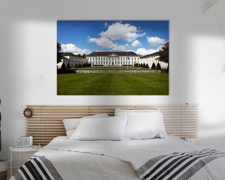 Impression: Palais Bellevue, Berlin sur Frank Herrmann