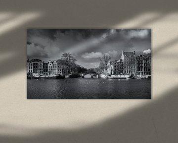Keizersgracht Amsterdam Stadsfoto Gracht