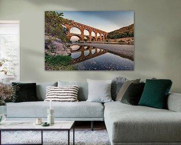 Die Gard-Brücke von Manjik Pictures