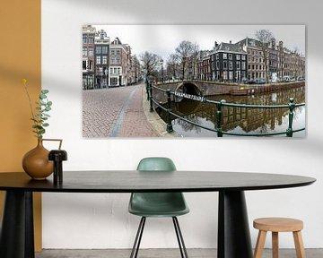 Amsterdam Heerengracht von Inge van den Brande