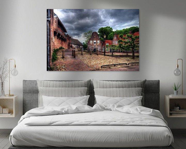 Impression: Koppelpoort historique Amersfoort sur Watze D. de Haan