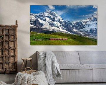Jungfraubahn, Grindelwald, Schweiz
