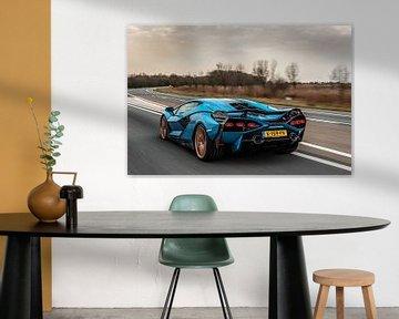 Lamborghini Sian von Bas Fransen