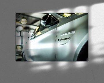 Mercedes-AMG C63 Coupé von Bas Fransen