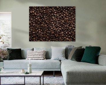 Koffiebonen - II van Mariska Vereijken