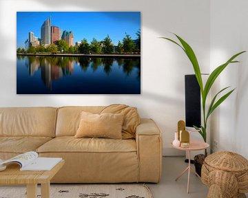 skyline van Den Haag II von gaps photography