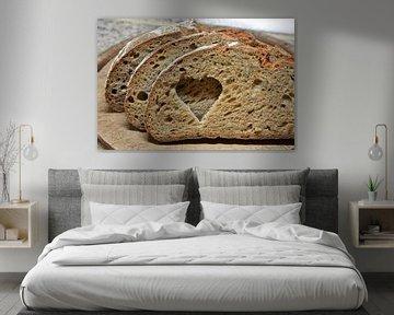 Liefde voor brood van Heiko Kueverling