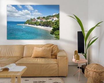 Resort Bratus sur la Riviera de Makarska sur Peter Eckert