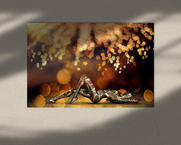 Sfeerimpressie: Gouden Schoonheid van Arjen Roos