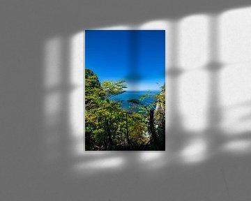 Am Königsstuhl mit Victoriasicht, Insel Rügen, Nationalpark Jasmund