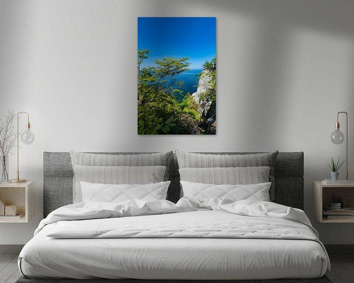 Beispiel: Am Königsstuhl, Insel Rügen, Nationalpark Jasmund von GH Foto & Artdesign
