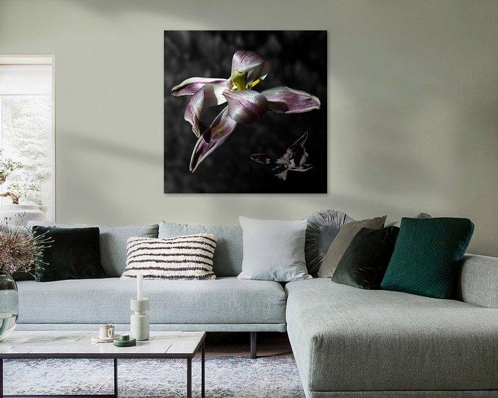 Sfeerimpressie: De oude tulp van emiel schalck