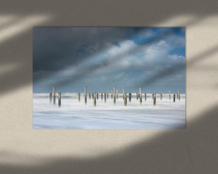 Sfeerimpressie: Palendorp Petten van Piet Haaksma