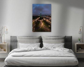 Euromast Rotterdam van AdV Photography