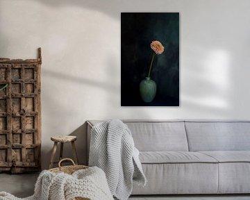Malerische Schönheit Gerbera von PhotoManiX Digital Photography
