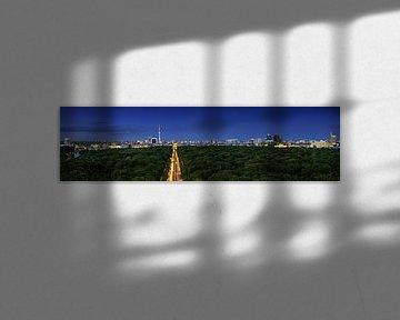 Panorama skyline Berlijn