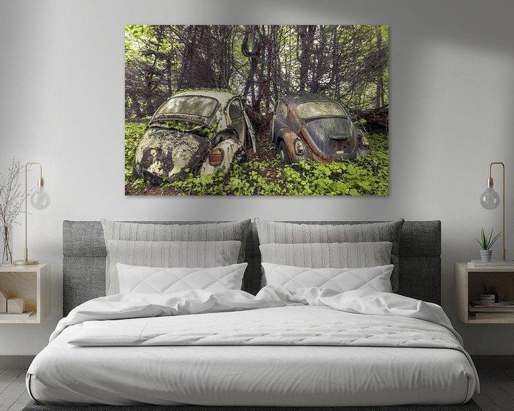 Beispiel: Käfer im Wald von Olivier Photography