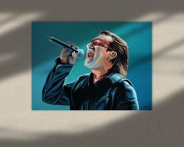 Bono schilderij von Paul Meijering
