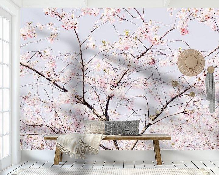 Beispiel fototapete: Blüte Baum von Iris Brummelman