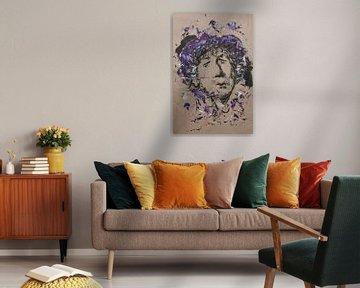 Rembrandt nouveau style sur jolanda verduin