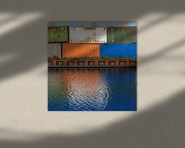 Containermuur