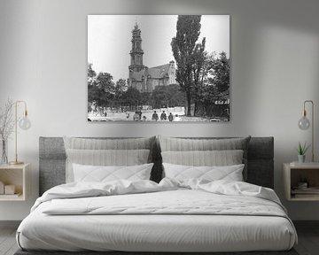 Westerkerk Amsterdam von Corinne Welp