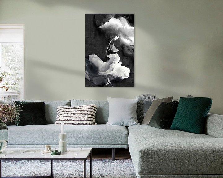 Beispiel: Dunkle Schönheit I, Eva Watts  von PI Creative Art