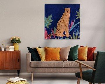 Cheetah II, Isabelle Z  van PI Creative Art